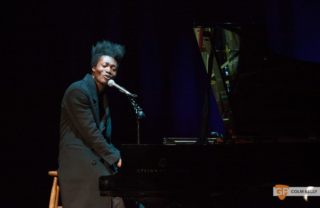 Benjamin Clementine at The Olympia Theatre by Colm Kelly-0143