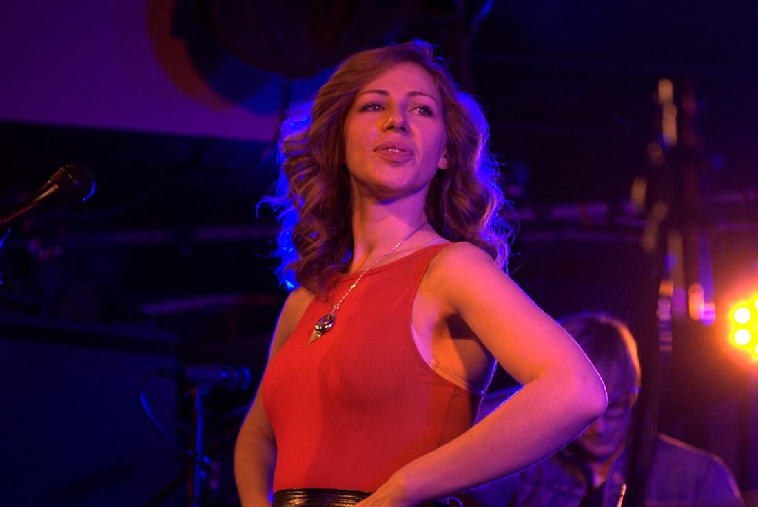 LAKE STREET DIVE at WHELANS DUBLIN by ABRAHAM TARRUSH (23)