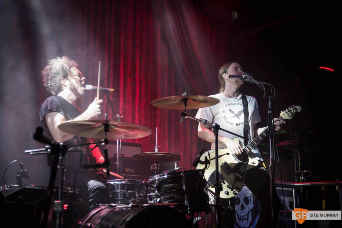 THE DANDY WARHOLS at THE ACADEMY by STE MURRAY