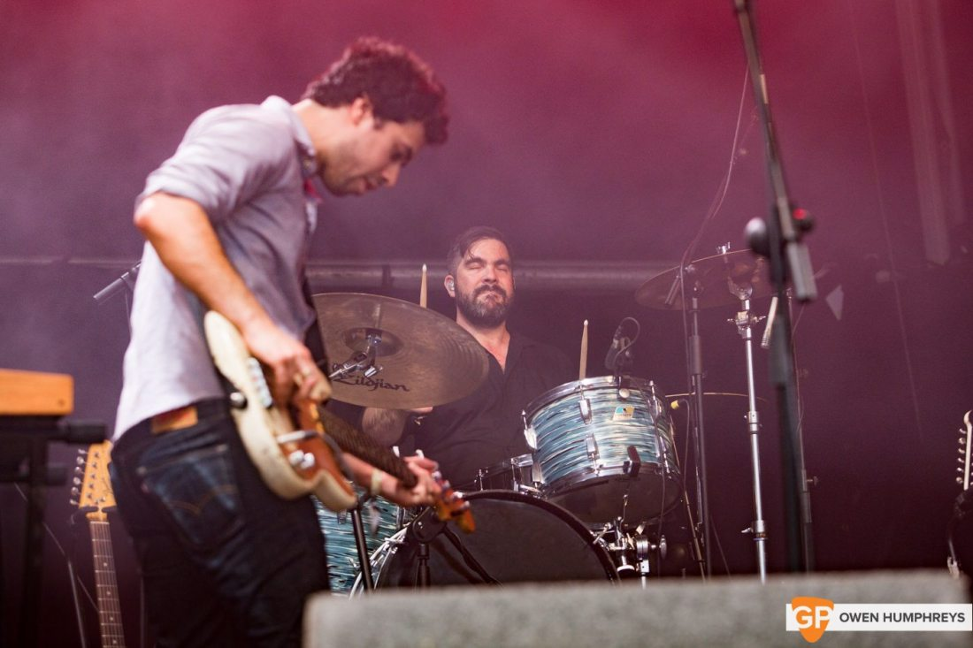Wolf Parade at Body&Soul by Owen Humphreys