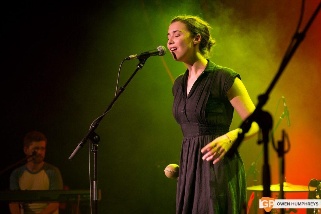 Lisa Hanniganat Interlude by Owen Humphreys