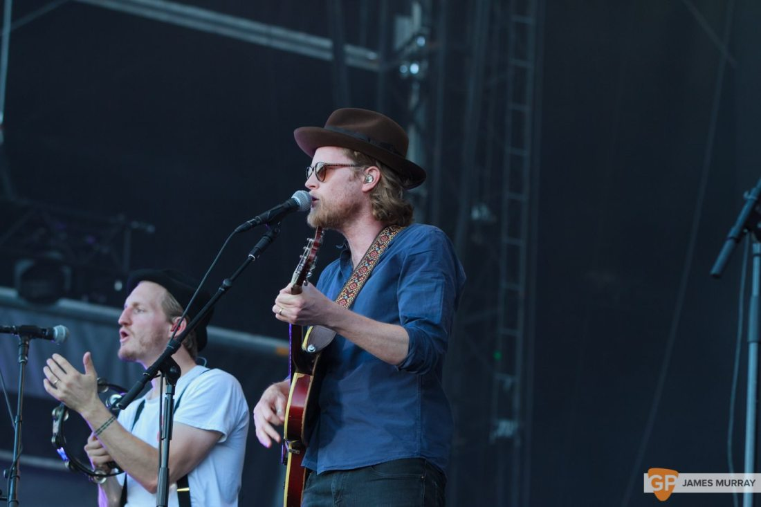 The Lumineers at Longitude by James Murray