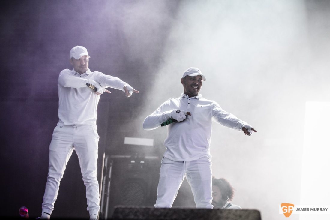 Major Lazer at Longitude by James Murray