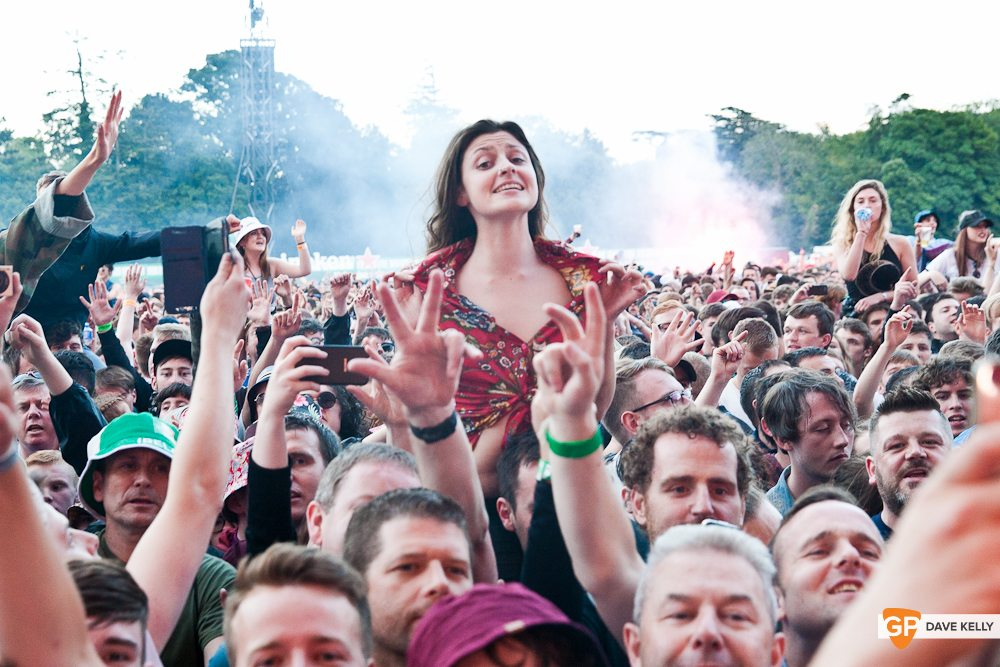 The Stone Roses at Marlay Park