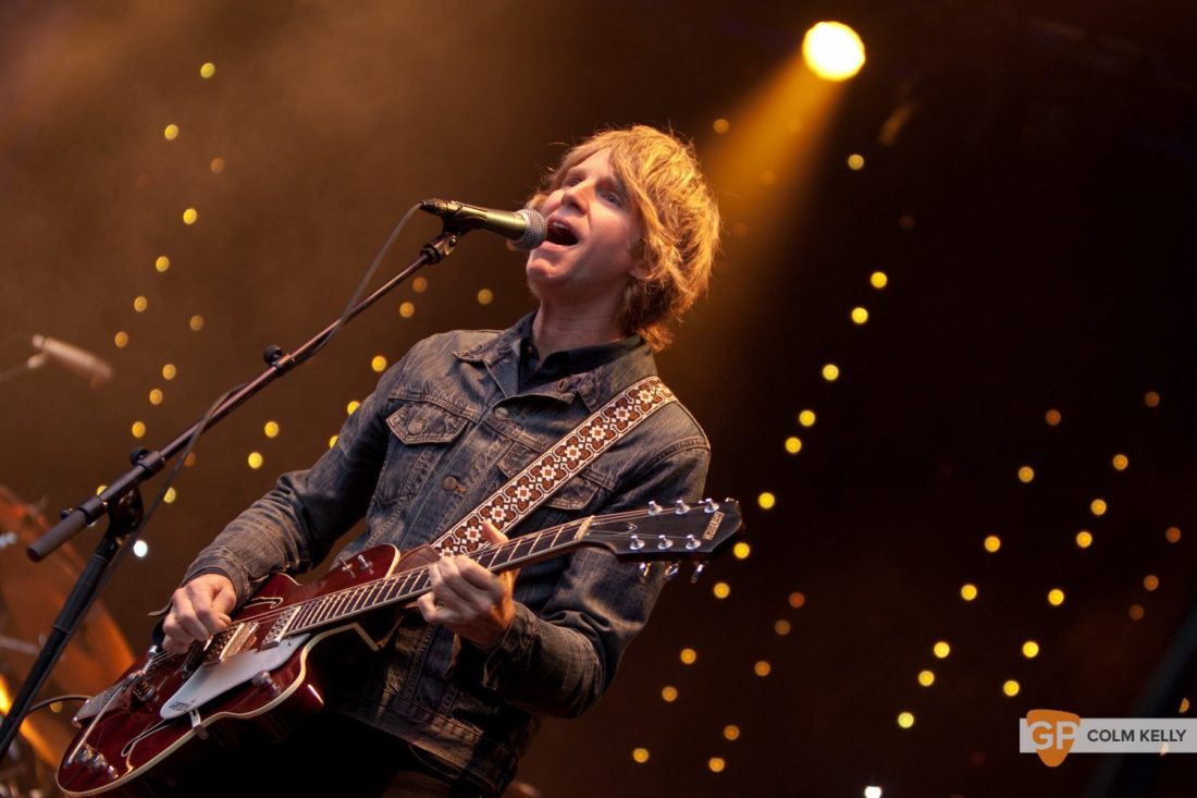 Wilco at The Iveagh Gardens by Colm Kelly