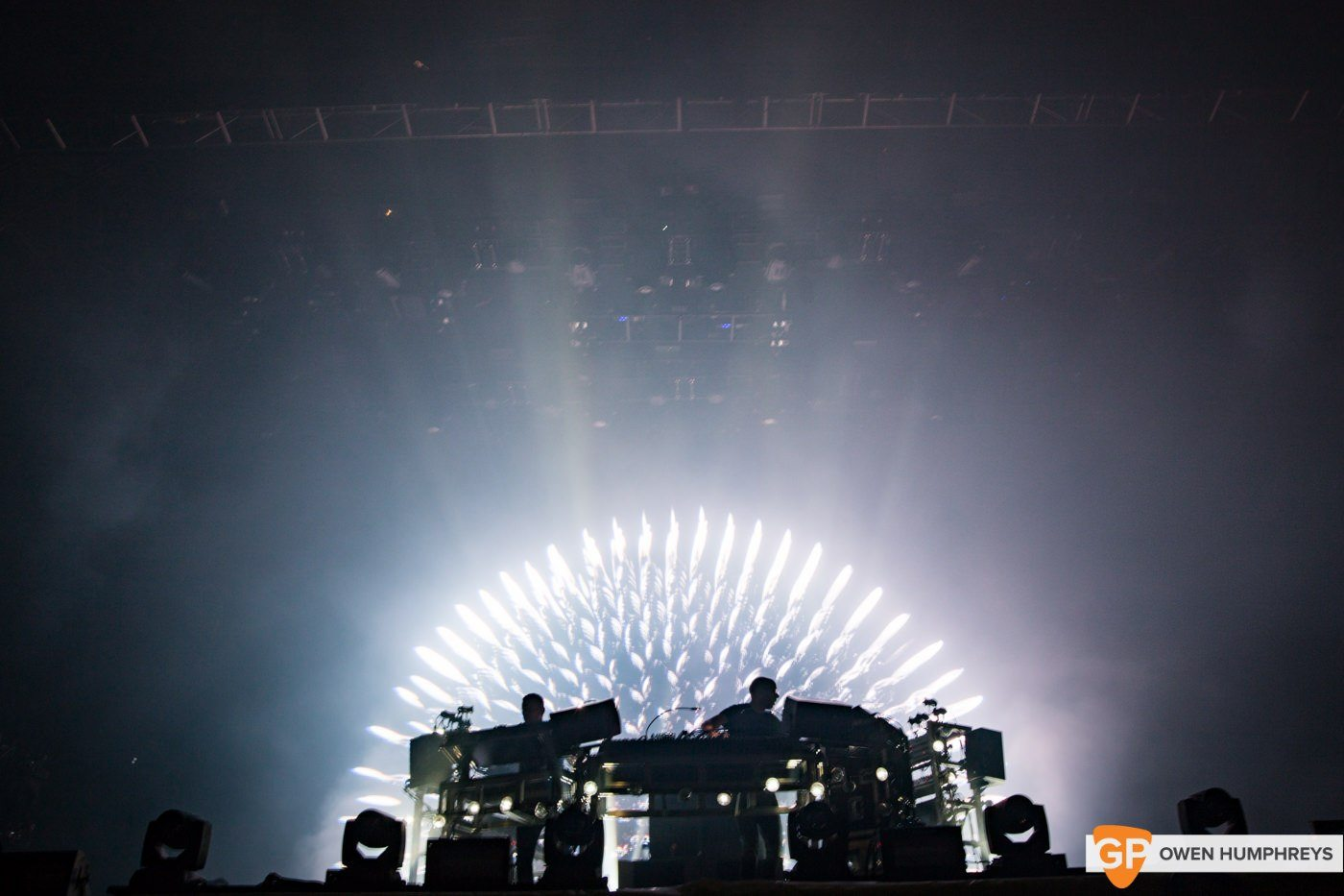 Chemical Brothers at Electric Picnic by Owen Humphreys