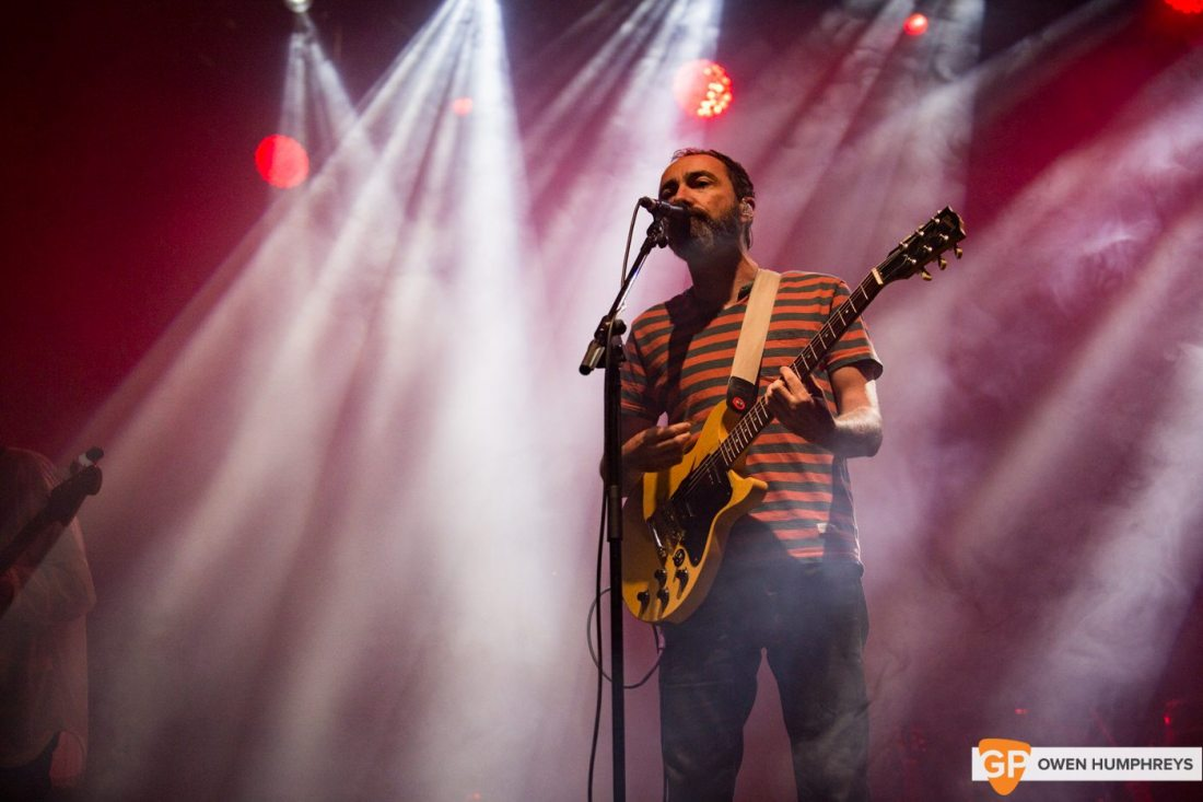 The Shins at Electric Picnic by Owen Humphreys