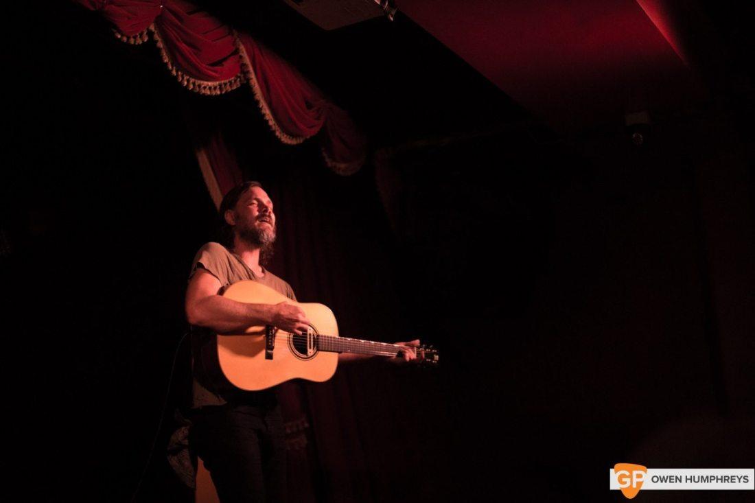 Simone Felice at The Workman's Club by Owen Humphreys