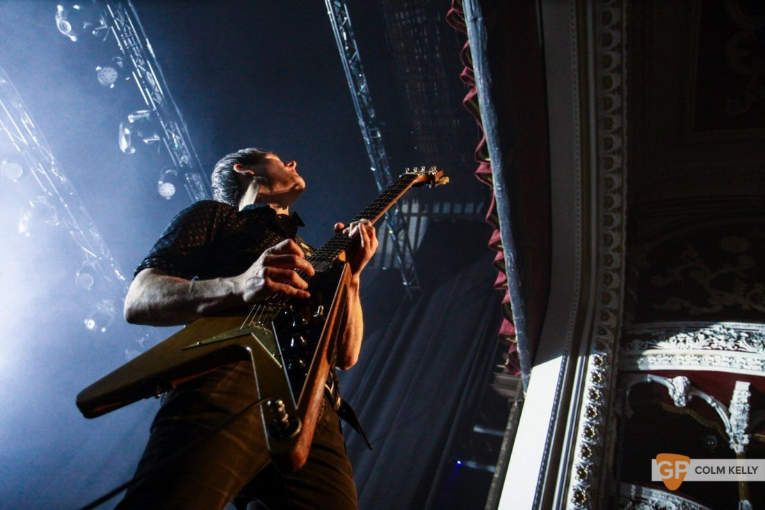 Ash at The Olympia Theatre Dublin by Colm Kelly