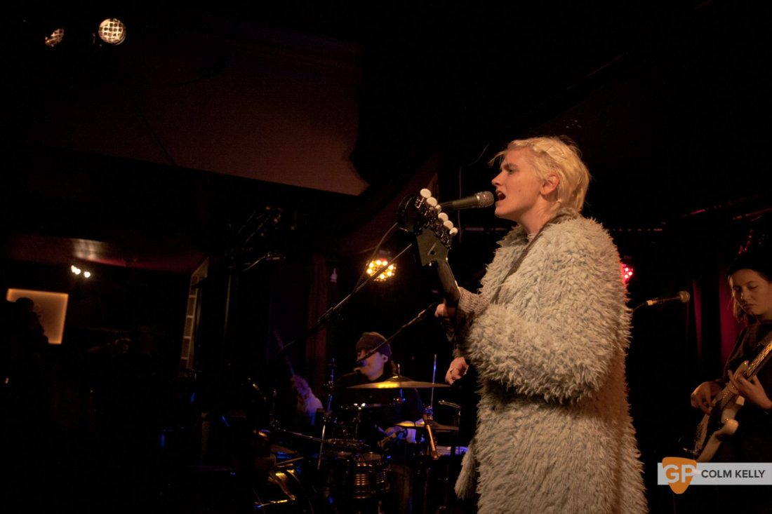 And The Kids at Whelans Dublin by Colm Kelly