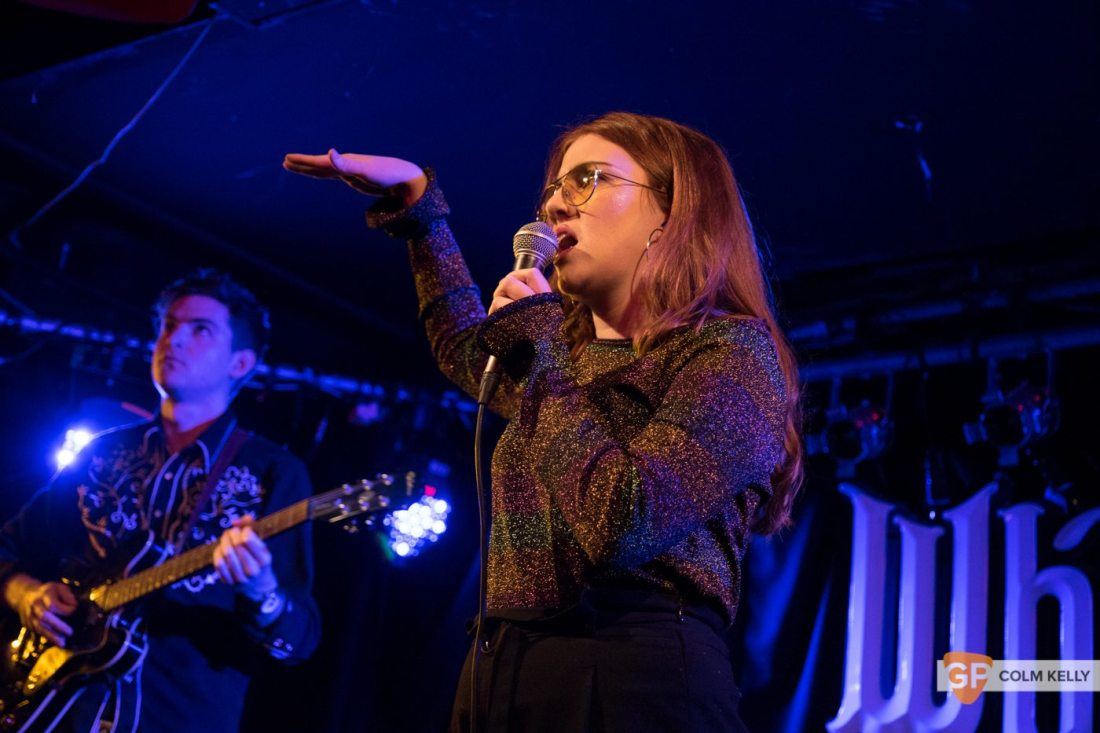 Bad Sea at Whelans by Colm Kelly-