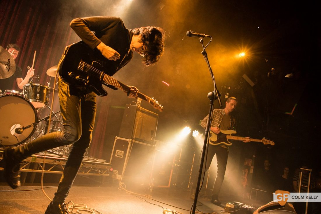 Car Seat Headrest at The Academy Dublin by Colm Kelly-2553