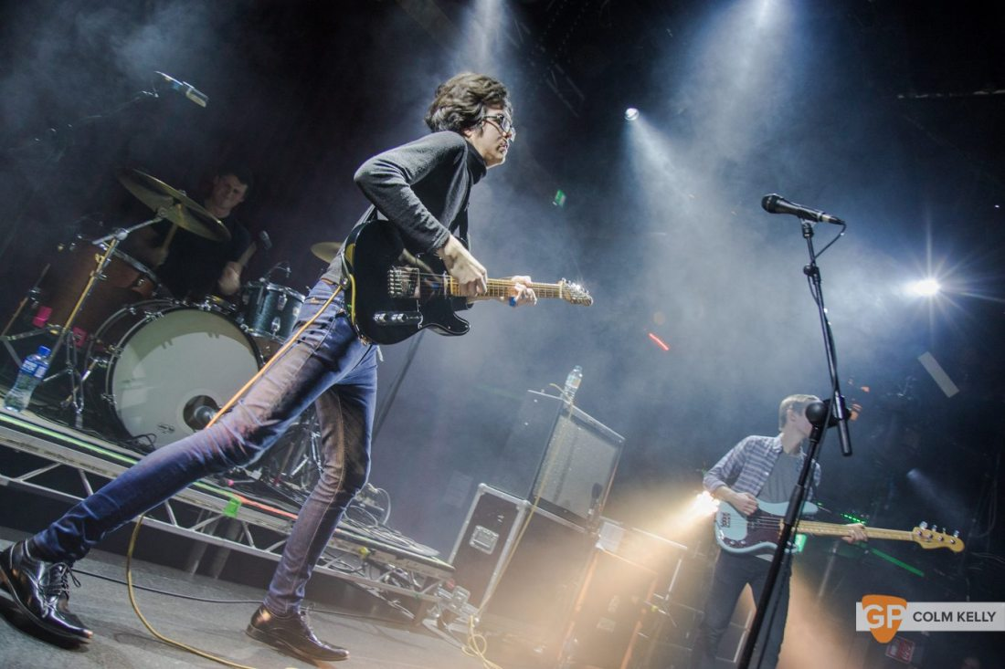 Car Seat Headrest at The Academy Dublin by Colm Kelly-2562