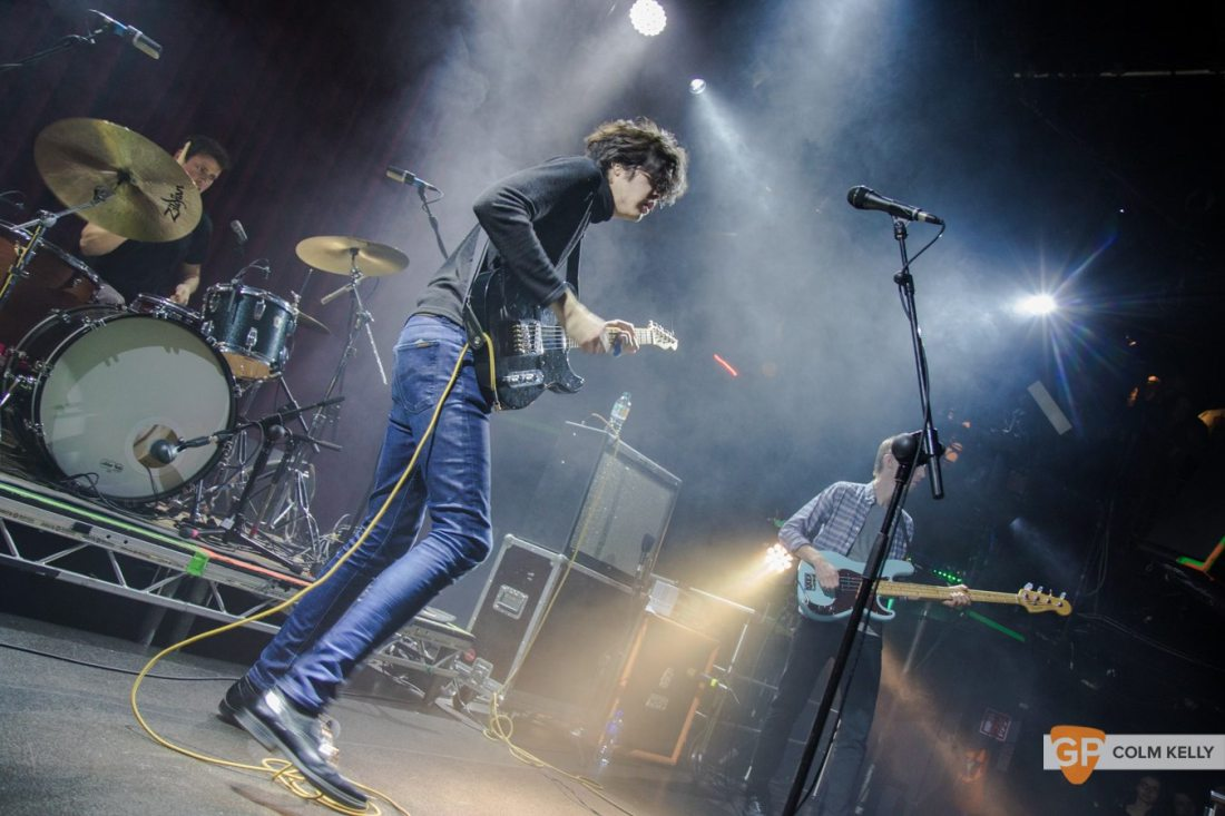 Car Seat Headrest at The Academy Dublin by Colm Kelly-2569