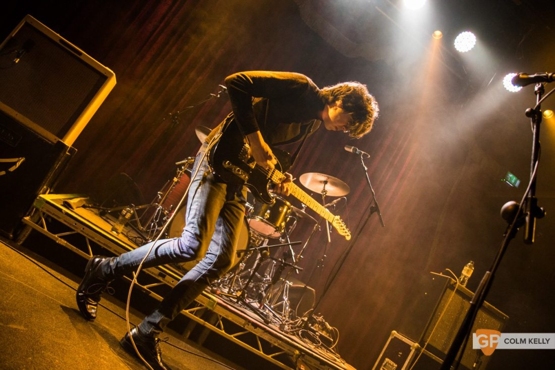 Car Seat Headrest at The Academy Dublin by Colm Kelly-2678