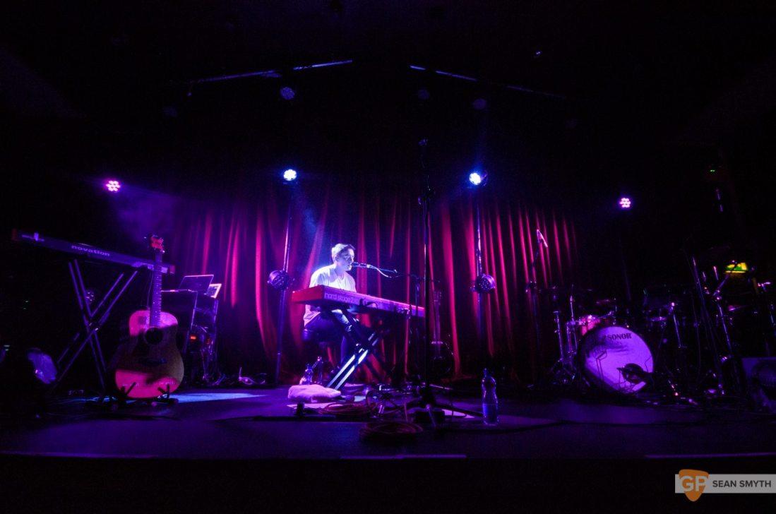 Dermot Kennedy @ The Sugar Club, Dublin by Sean Smyth (29-3-17) (9 of 22)