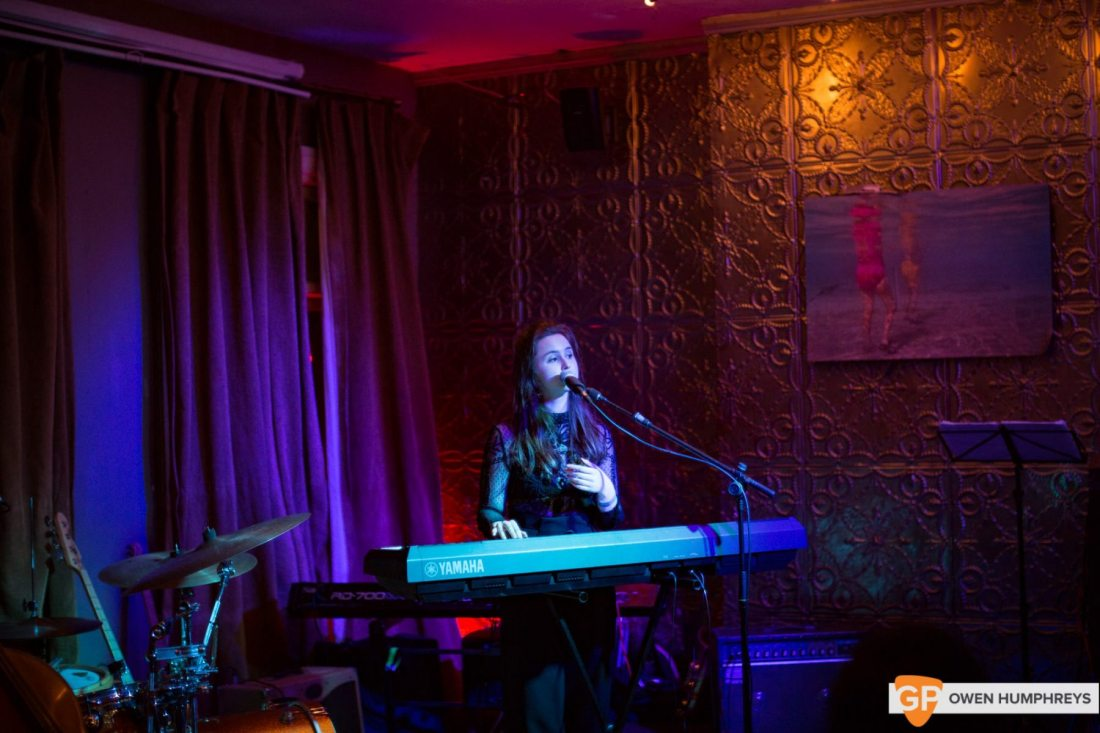 Rachael Lavelle live at Odessa by Owen Humphreys