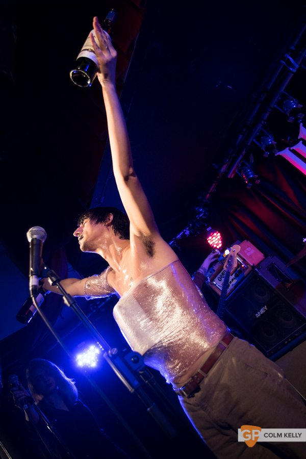 The Moonlandingz at Whelan's Dublin by Colm Kelly-0583