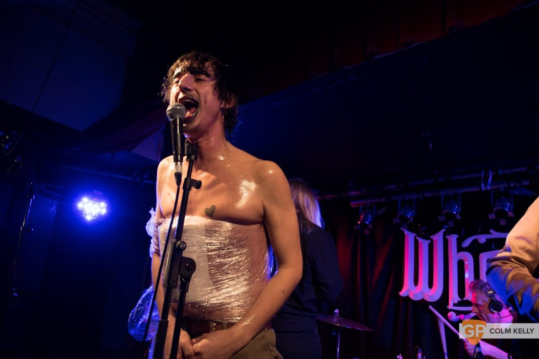 The Moonlandingz at Whelan's Dublin by Colm Kelly-1066
