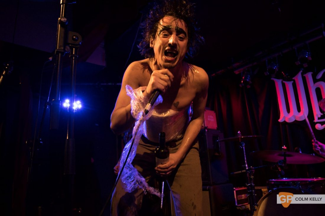 The Moonlandingz at Whelan's Dublin by Colm Kelly-1719