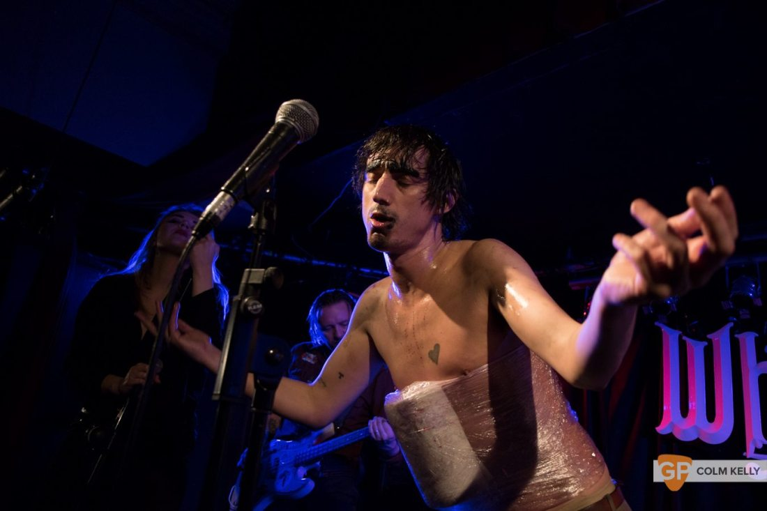 The Moonlandingz at Whelan's Dublin by Colm Kelly-1812
