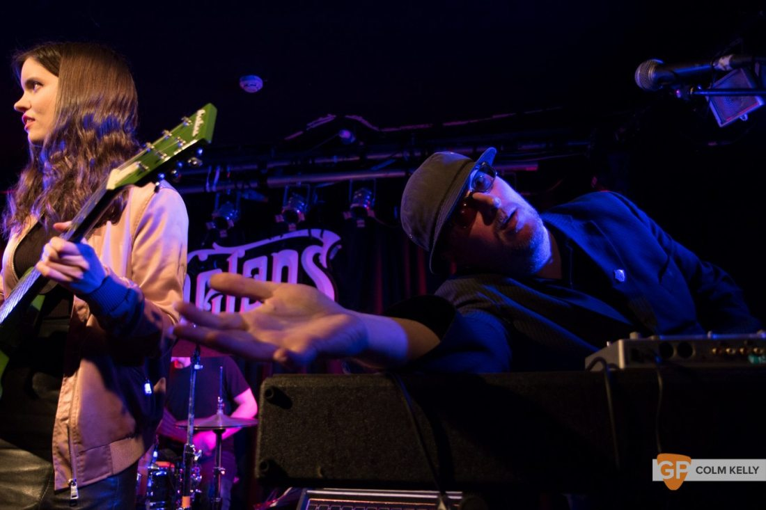 The Moonlandingz at Whelan's Dublin by Colm Kelly-2026