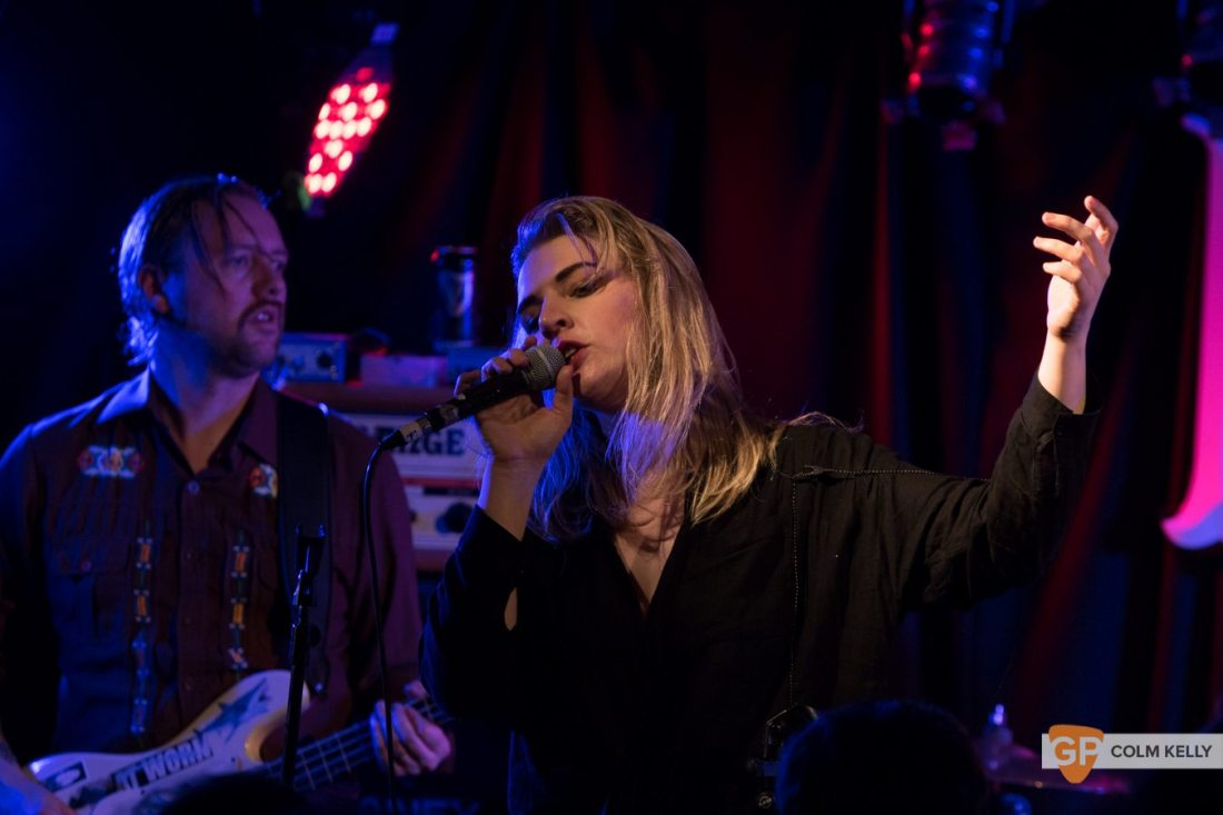 The Moonlandingz at Whelan's Dublin by Colm Kelly-2533