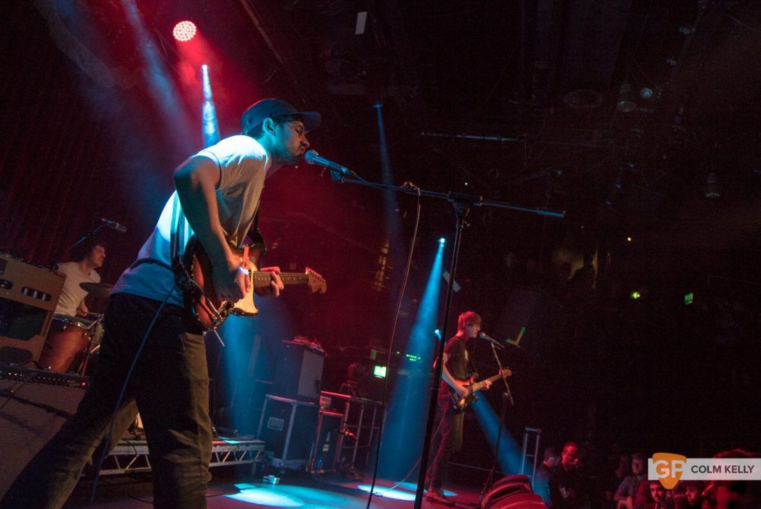 Traams at The Academy Dublin by Colm Kelly-1-5
