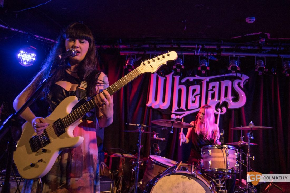 Vulpynes at Whelans Dublin by Colm Kelly