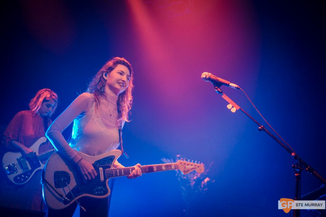 WARPAINT at VICAR ST by STE MURRAY 09