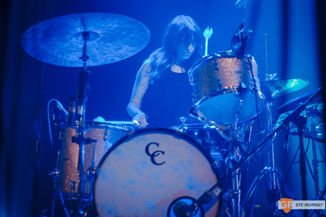 WARPAINT at VICAR ST by STE MURRAY 22