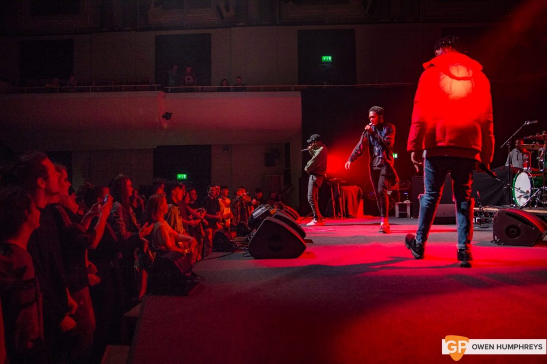 Young Blood at The National Concert Hall. Photo by Owen Humphreys (27 of 30)