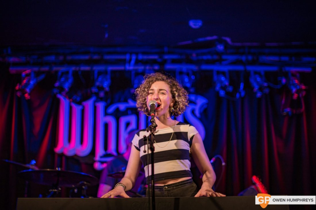 Farah Elle at Whelan's by Owen Humphreys (1 of 7)