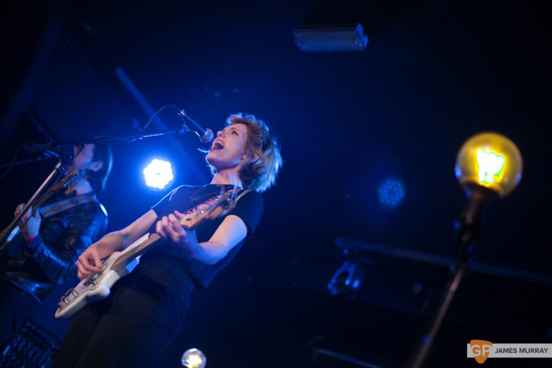 Haley (Bonar) at The Workmans Club by James Murray