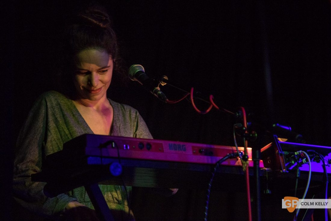 Laetitia Sadier at The Grand Social by Colm Kelly-0864