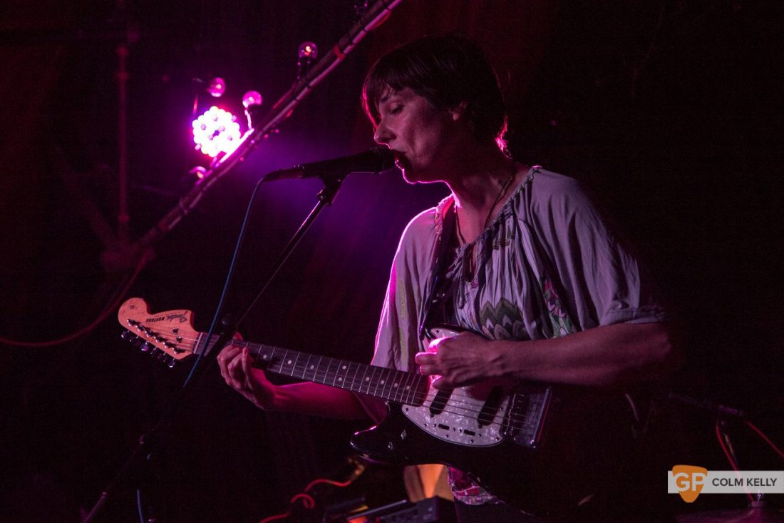 Laetitia Sadier at The Grand Social by Colm Kelly-1108