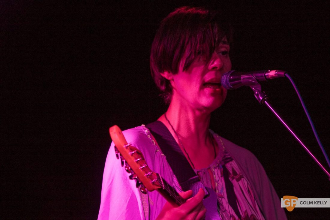 Laetitia Sadier at The Grand Social by Colm Kelly-1297
