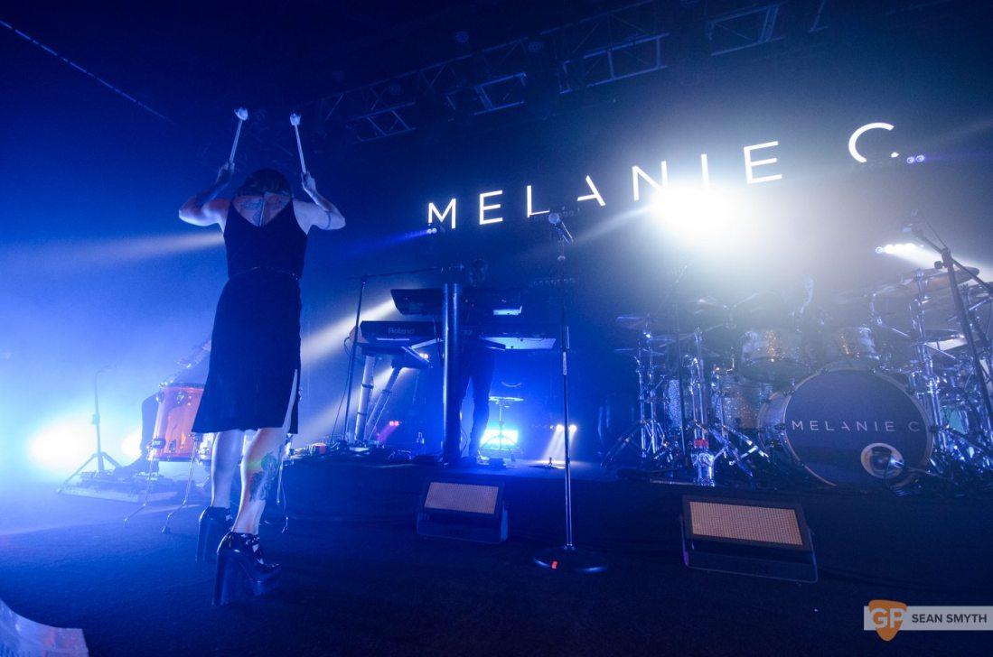 Melanie C @ Vicar Street, Dublin by Sean Smyth (14-4-17) (23 of 26)