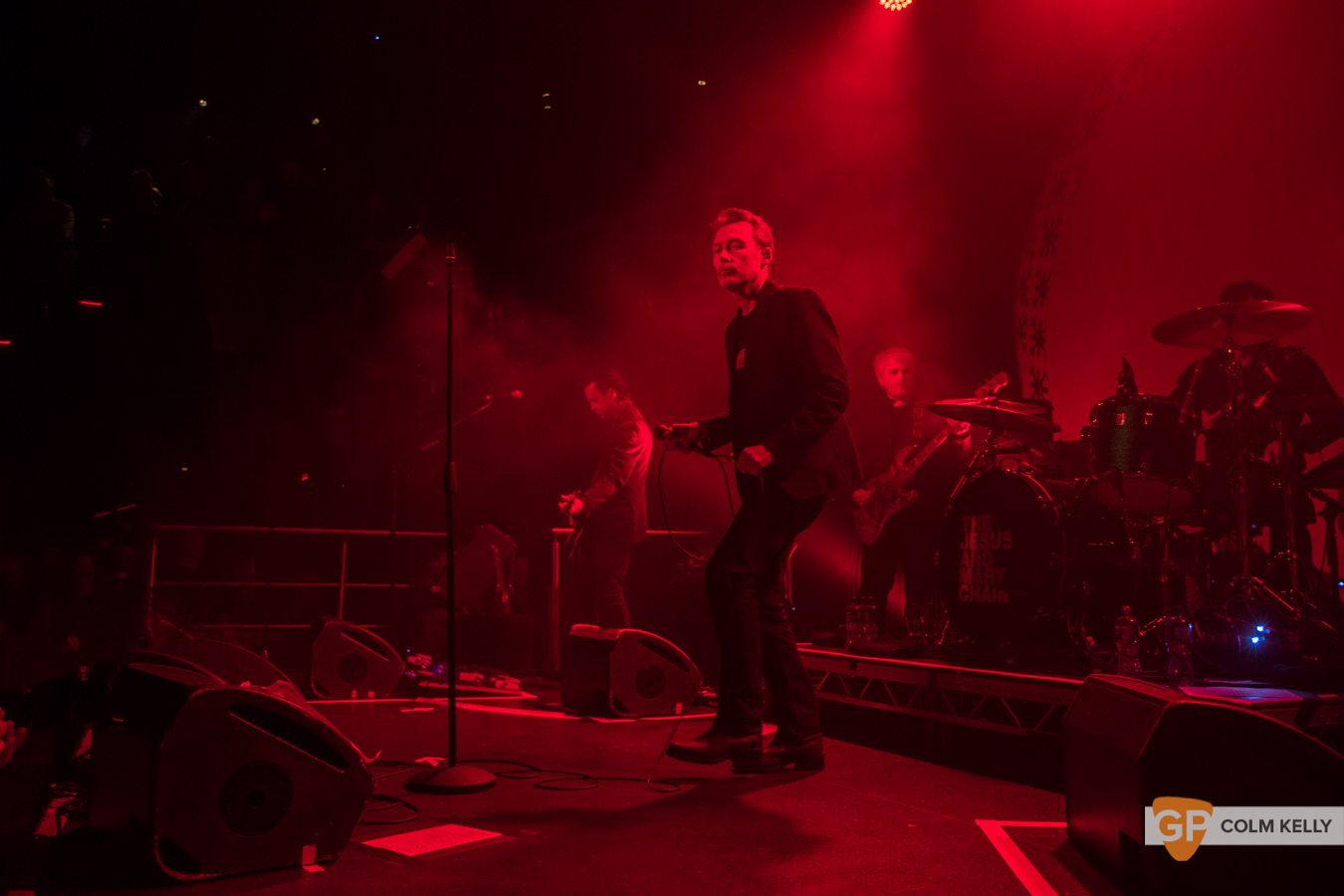 THe Jesus and Mary Chain at The Academy by Colm Kelly-0807