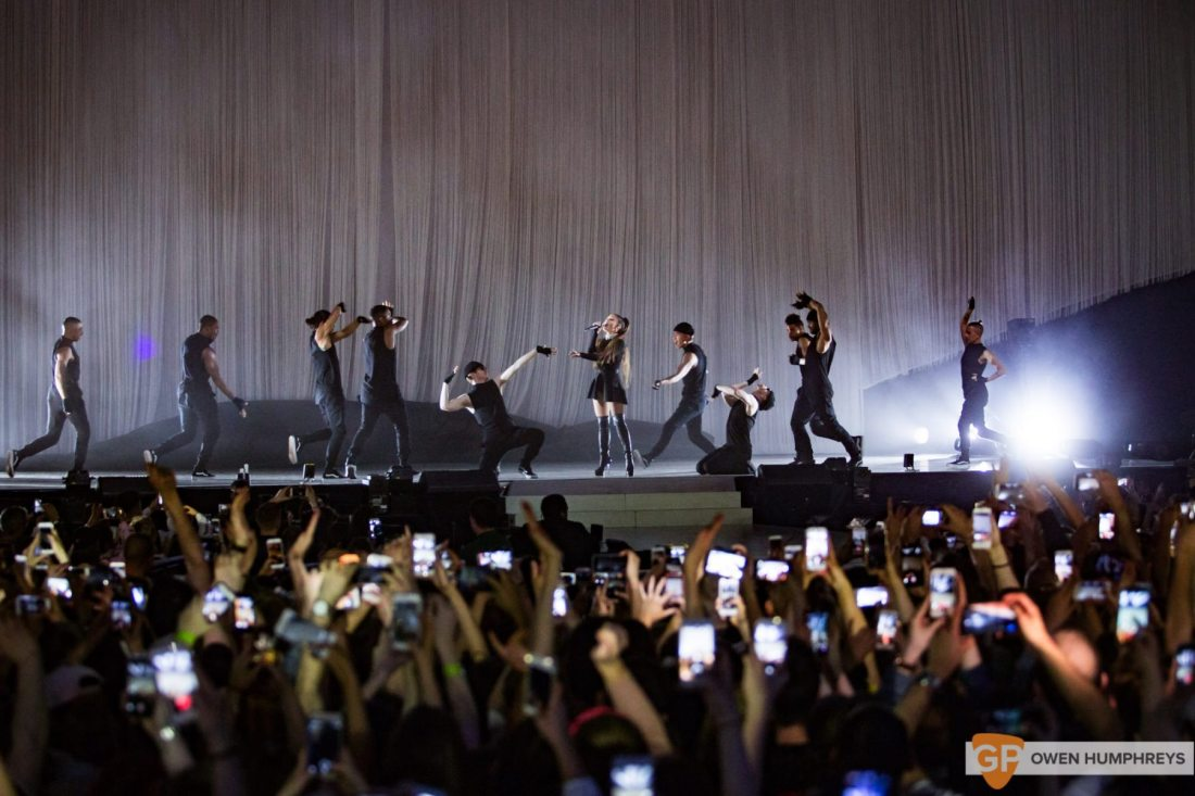 Ariana Grande at the 3Arena by Owen Humphreys (2 of 13)