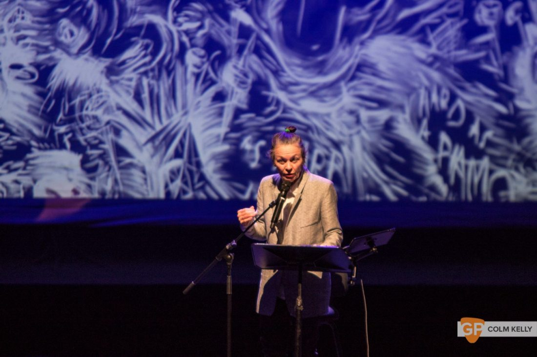 Laurie Anderson at The National Concert Hall Dublin by Colm Kelly-0065-2