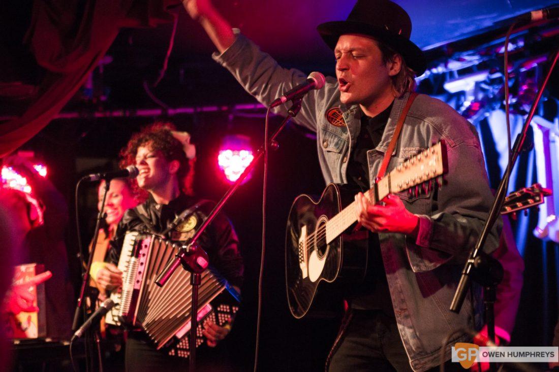 Arcade Fire at Whelan's by Owen Humphreys (12 of 14)