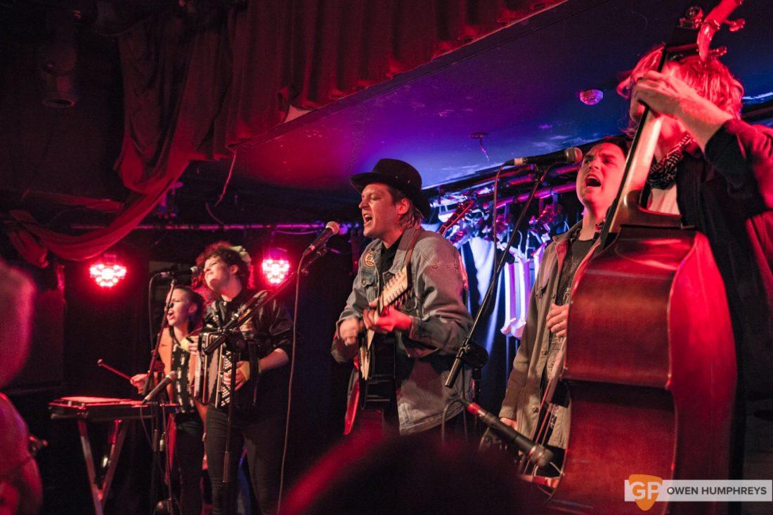Arcade Fire at Whelan's by Owen Humphreys (14 of 14)