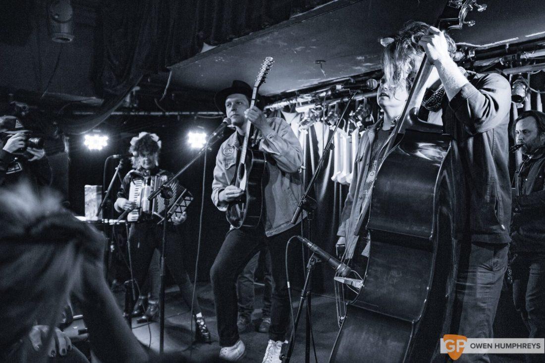 Arcade Fire at Whelan's by Owen Humphreys (6 of 14)