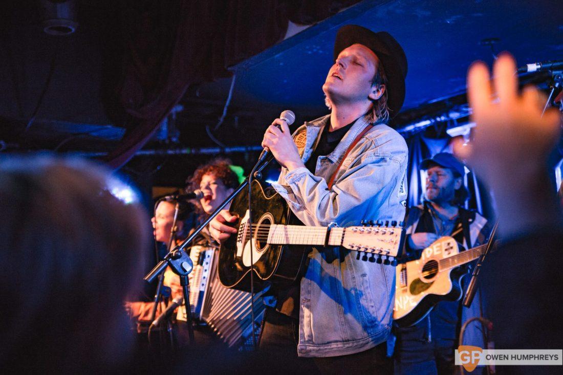 Arcade Fire at Whelan's by Owen Humphreys (7 of 14)