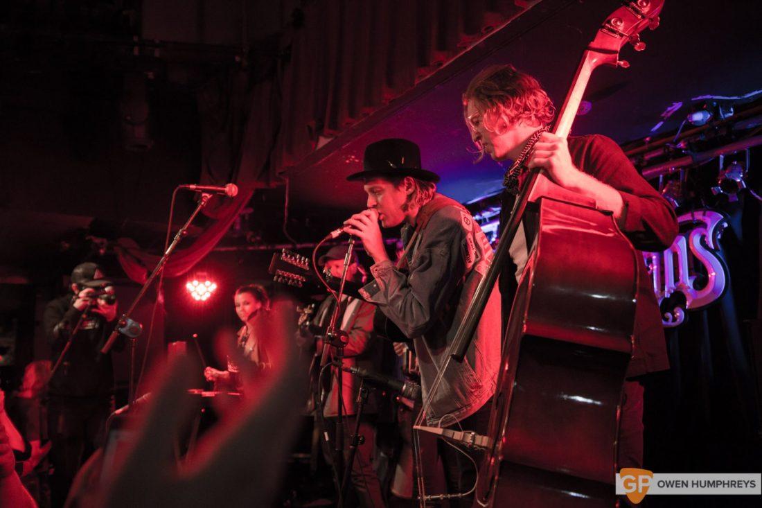 Arcade Fire at Whelan's by Owen Humphreys (8 of 14)