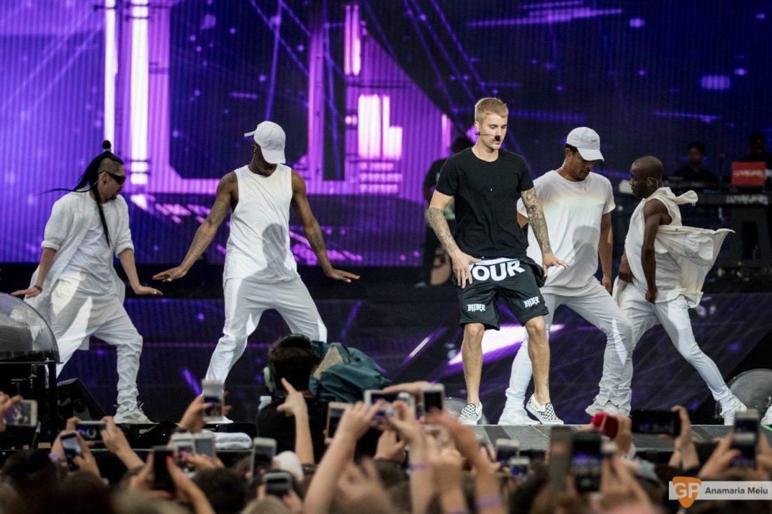 Justin Bieber at RDS by Anamaria Meiu