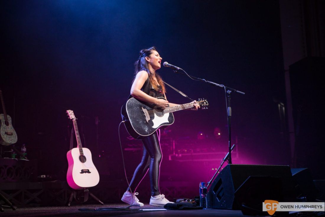 KT Tunstall at The Olympia Theatre by Owen Humphreys (8 of 8)