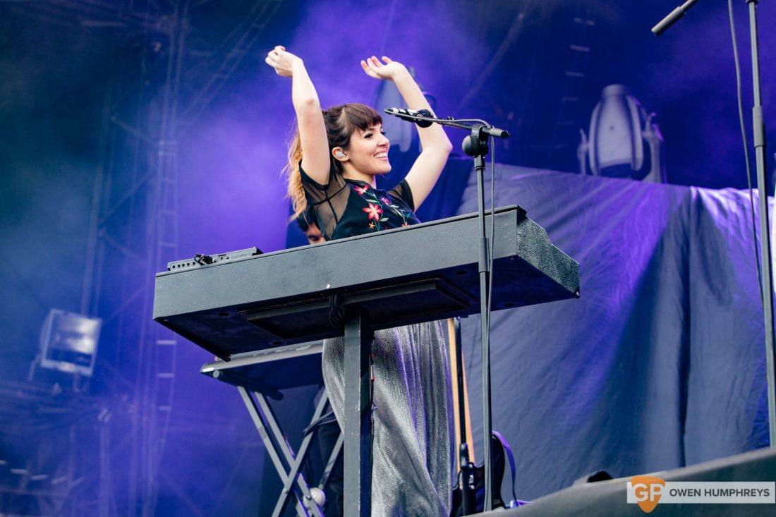 Oh Wonder at the Royal Hospital Kilmainham by Owen Humphreys (10 of 10)