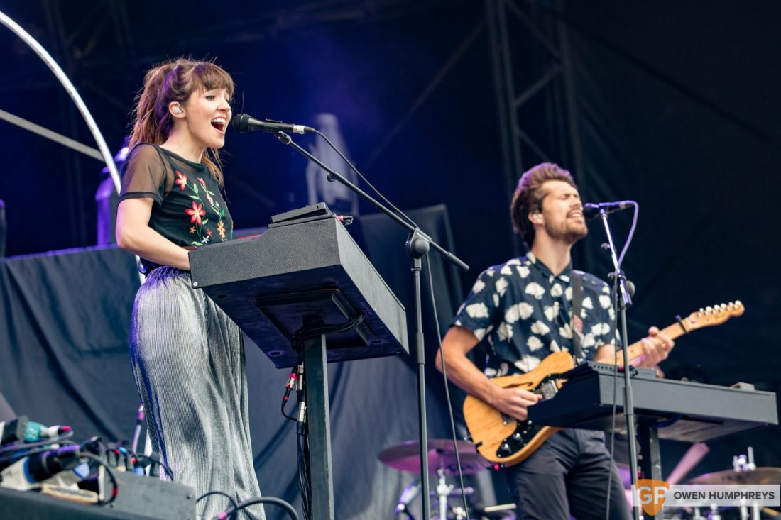 Oh Wonder at the Royal Hospital Kilmainham by Owen Humphreys (5 of 10)